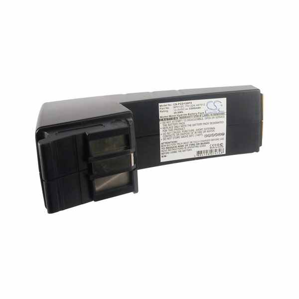 Replacement Battery Batteries For FESTOOL 486831 CS FCD120PX