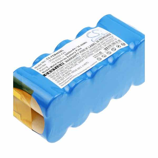 Replacement Battery Batteries For FALARD 20xN3000 FAL CS FEM460BL