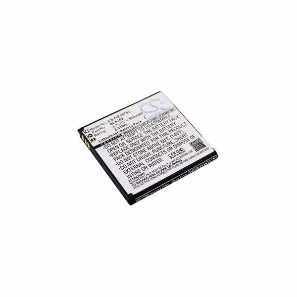 Replacement Battery Batteries For FLY BL4249 CS FIE157SL