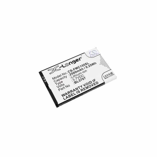 Replacement Battery Batteries For FLY BL3707 CS FMC155SL