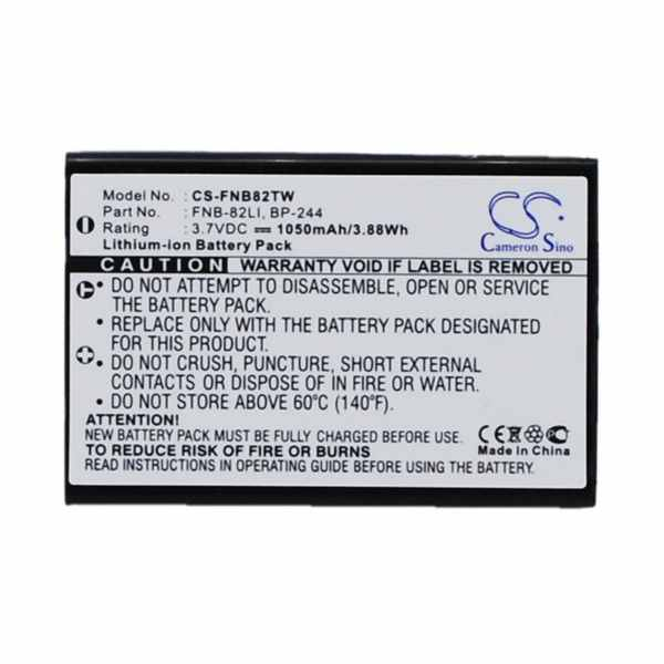 Replacement Battery Batteries For BAOFENG UV 100 CS FNB82TW