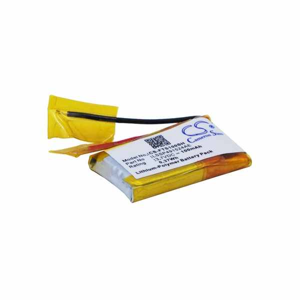 Replacement Battery Batteries For FITBIT LSSP491524AE CS FTS100SH