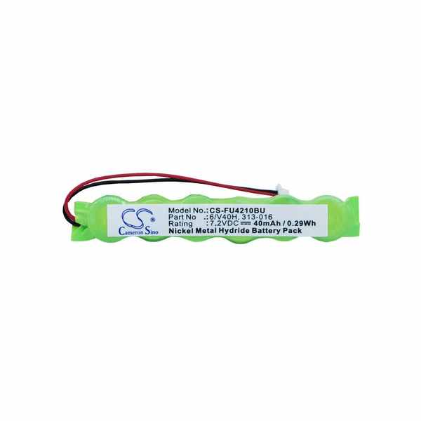 Replacement Battery Batteries For FUJITSU 313 016 CS FU4210BU
