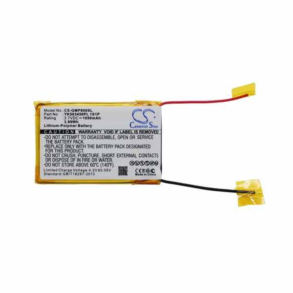Replacement Battery Batteries For GRUNDIG YK503450PL1S1P CS GMP800SL