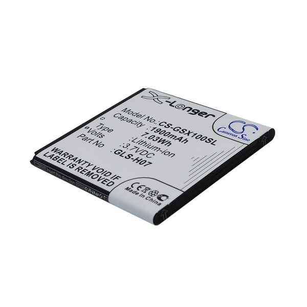 Replacement Battery Batteries For GSMART 29S01 10010 V00R CS GSX100SL