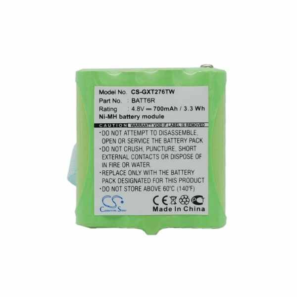 Replacement Battery Batteries For UNIDEN GMR1038 CS GXT276TW