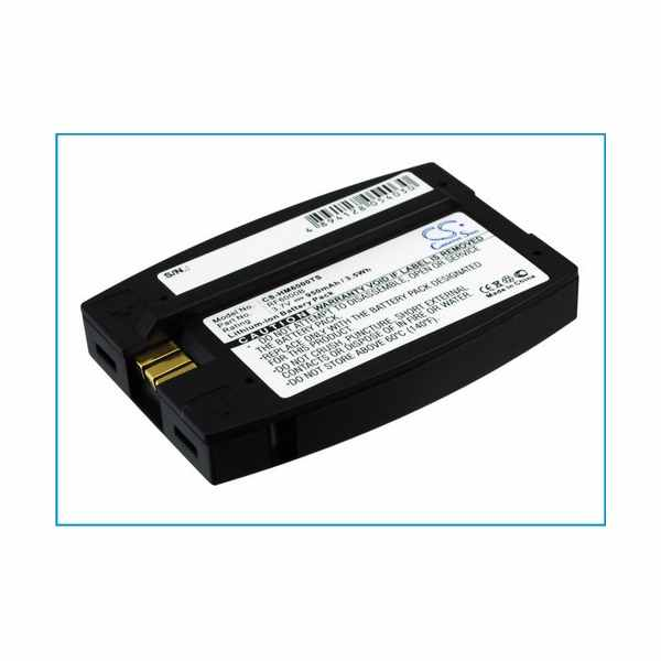 Replacement Battery Batteries For HME 6000I.Q CS HM6000TS