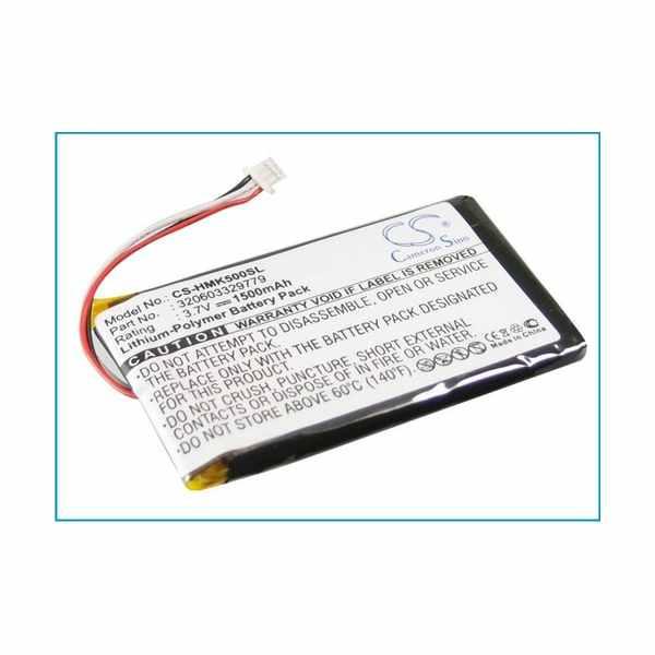 Replacement Battery Batteries For HARMON KARDON 320603329779 CS HMK500SL