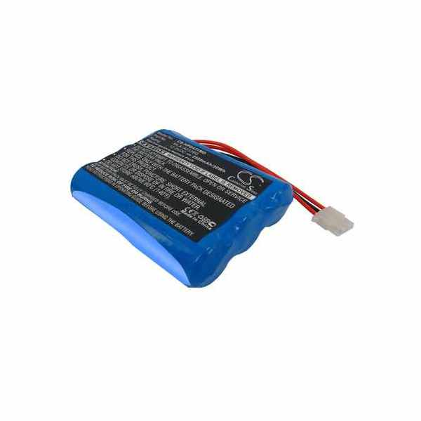 Replacement Battery For IVAC MEDICAL Systems 4000 4200 5200