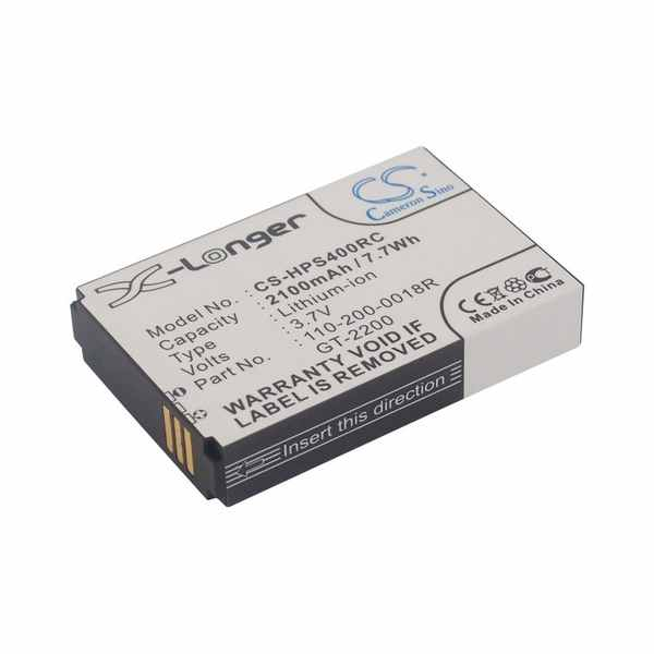 Replacement Battery For NetZero 4G Hotspot Personal WIFMM-122
