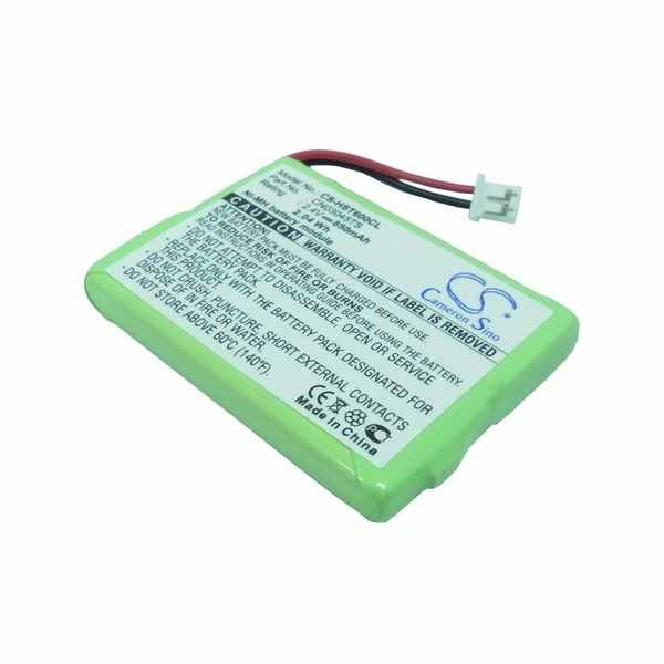 Replacement Battery Batteries For HAGENUK CN03045TS CS HST600CL