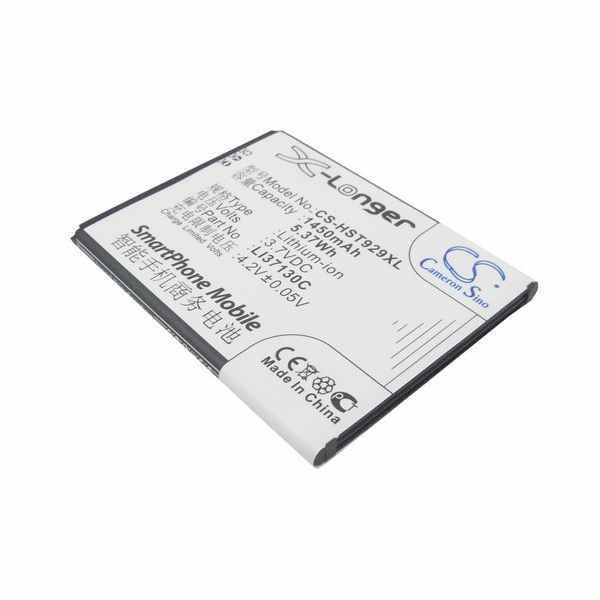 Replacement Battery Batteries For HISENSE E820 CS HST929XL