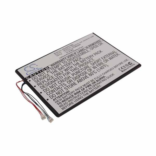 Replacement Battery Batteries For HTC 35H00161 00M CS HTP715SL