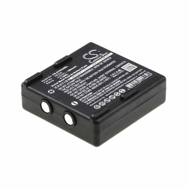 Replacement Battery Batteries For HETRONIC 68300510 CS HTR520BL
