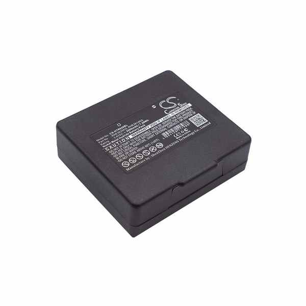Replacement Battery Batteries For HETRONIC 68300600 CS HTR620BL