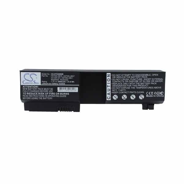 Replacement Battery Batteries For HP Pavilion tx1214au CS HTX200NB