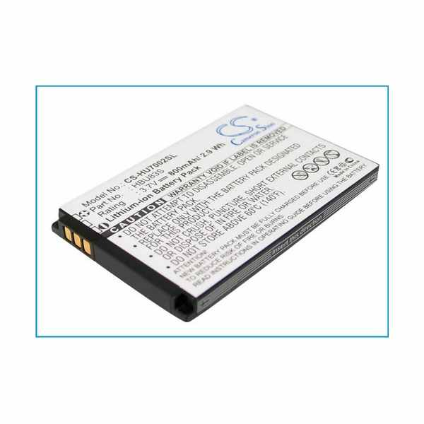 Replacement Battery Batteries For HUAWEI A608 CS HU7002SL