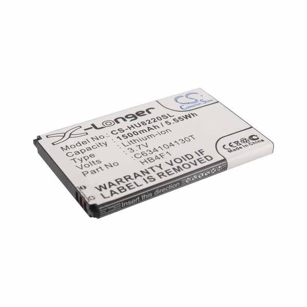 Replacement Battery Batteries For HUAWEI A100 CS HU8220SL