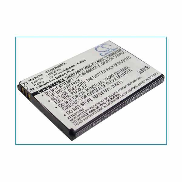 Replacement Battery Batteries For HUAWEI Activa4G CS HU8860SL