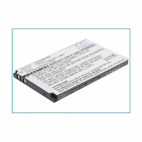 Replacement Battery Batteries For HUAWEI A618 CS HUA618SL
