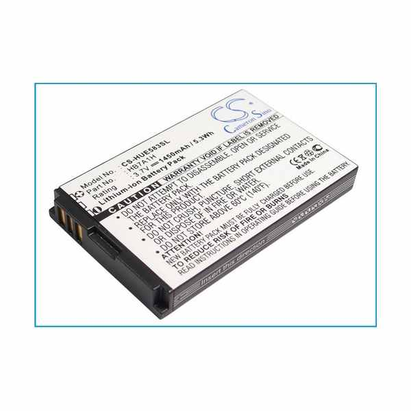 Replacement Battery Batteries For VODAFONE HB7A1H CS HUE583SL