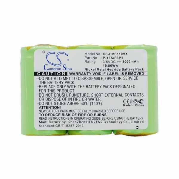 Replacement Battery Batteries For DISSTON EGS1A1 CS HVS110VX