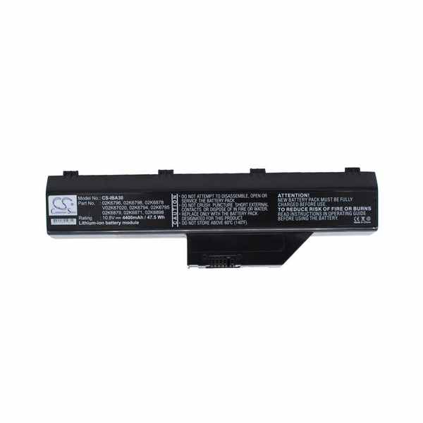 Replacement Battery Batteries For IBM 02K67020 CS IBA30