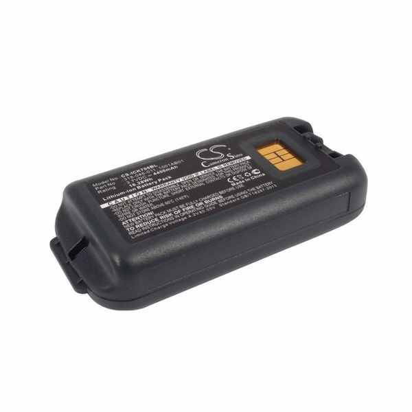 Replacement Battery Batteries For INTERMEC 1001AB01 CS ICK700BL