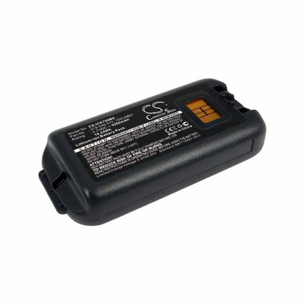 Replacement Battery Batteries For INTERMEC 1001AB01 CS ICK700BX