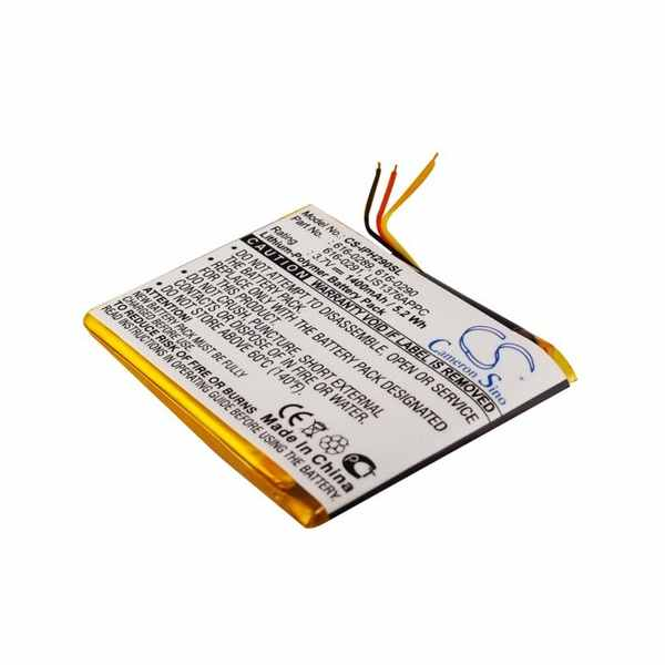 Replacement Battery Batteries For APPLE 616 0290 CS IPH290SL