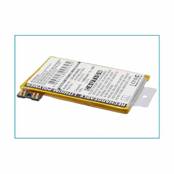 Replacement Battery Batteries For APPLE 616 0372 CS IPH390SL