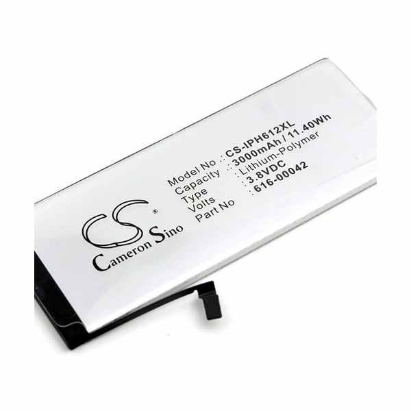 Replacement Battery Batteries For APPLE 616 00042 CS IPH612XL