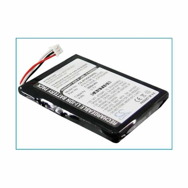 Replacement Battery Batteries For APPLE 616 0206 CS IPOD0206SL