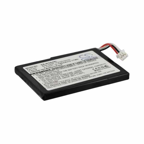 Replacement Battery Batteries For APPLE 616 0183 CS IPOD4SL