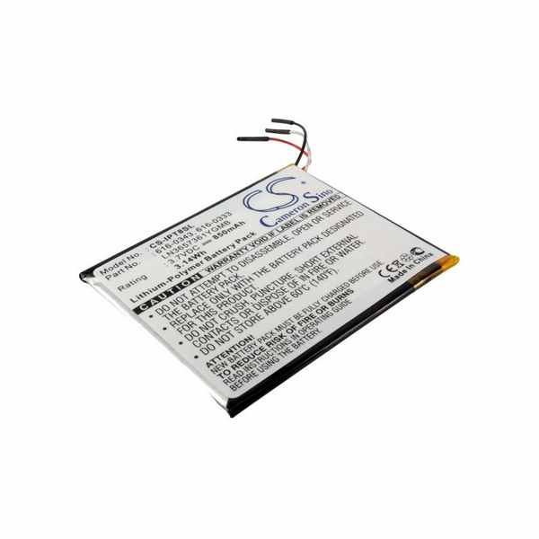Replacement Battery Batteries For APPLE 07 001 01 CS IPT8SL