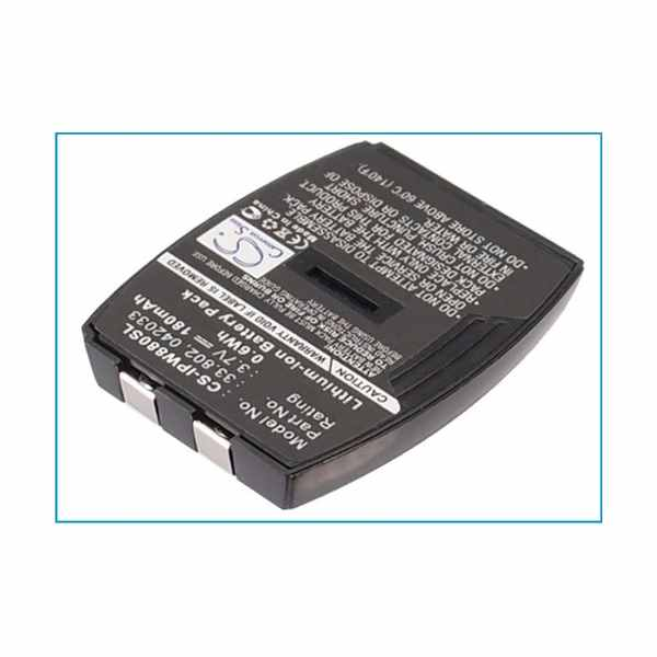 Replacement Battery Batteries For IPN 33.802 CS IPW880SL