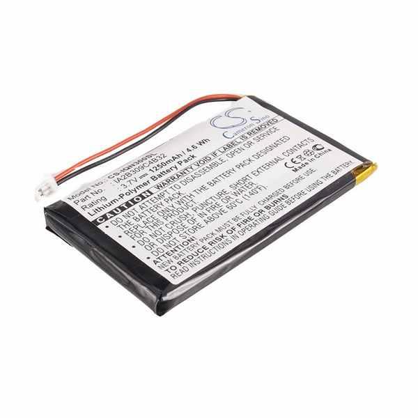 Replacement Battery Batteries For NAVGEAR StreetmateGP 43 CS IQN300SL