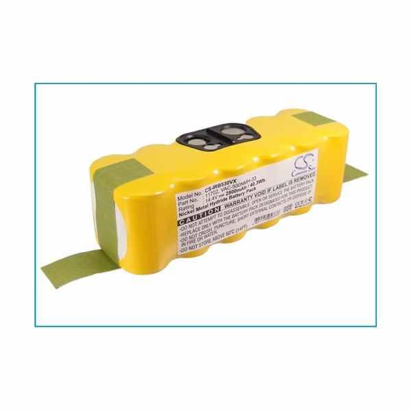 Replacement Battery Batteries For KLARSTEIN Cleanfriend VeluceR290 CS IRB530VX