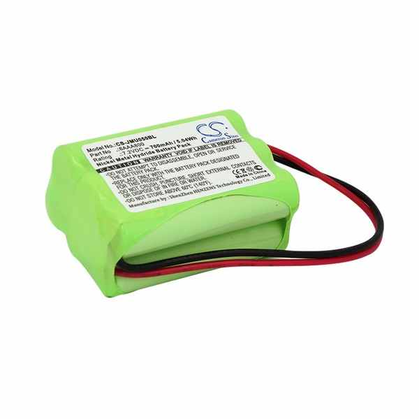 Replacement Battery Batteries For JAY 6AAA800 CS JMU050BL