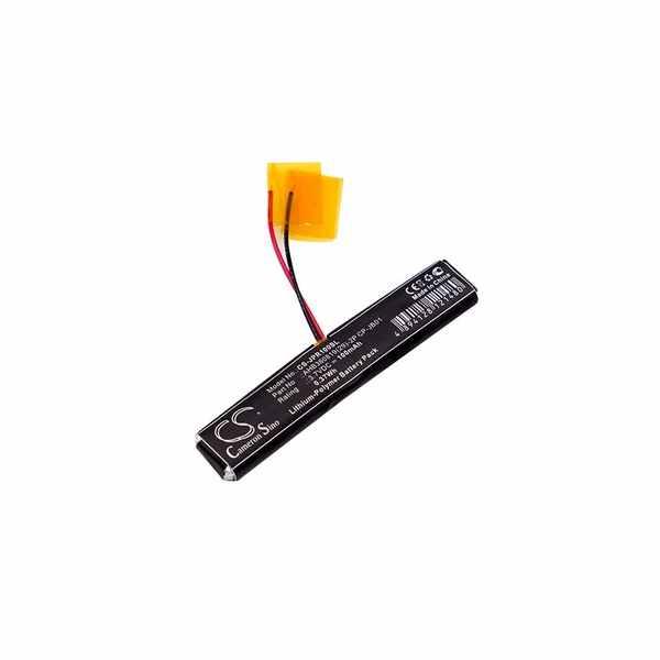 Replacement Battery Batteries For JABRA 100 93040000 02 CS JPR100SL