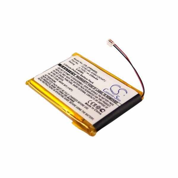 Replacement Battery Batteries For JABRA 14192 00 CS JPR946SL