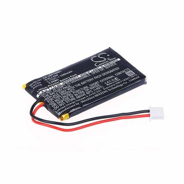 Replacement Battery Batteries For JVC JVCSP AD70 A CS JSP700SL