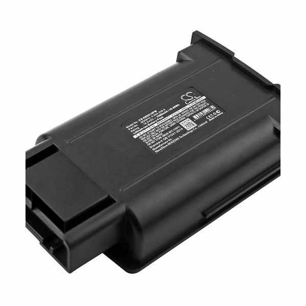 Replacement Battery Batteries For KARCHER 6.654 258.0 CS KBD810PW