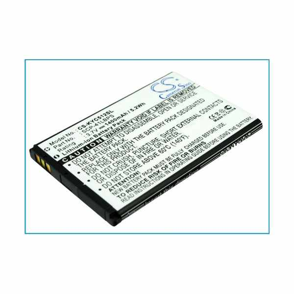Replacement Battery Batteries For VIRGIN MOBILE C5133 CS KYC512SL