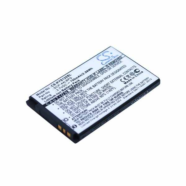 Replacement Battery Batteries For KYOCERA 5AAXBT047GEA CS KYS120SL