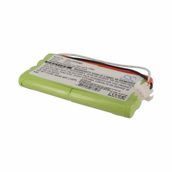 Replacement Battery Batteries For TOITU 6075 CS LFD390MD