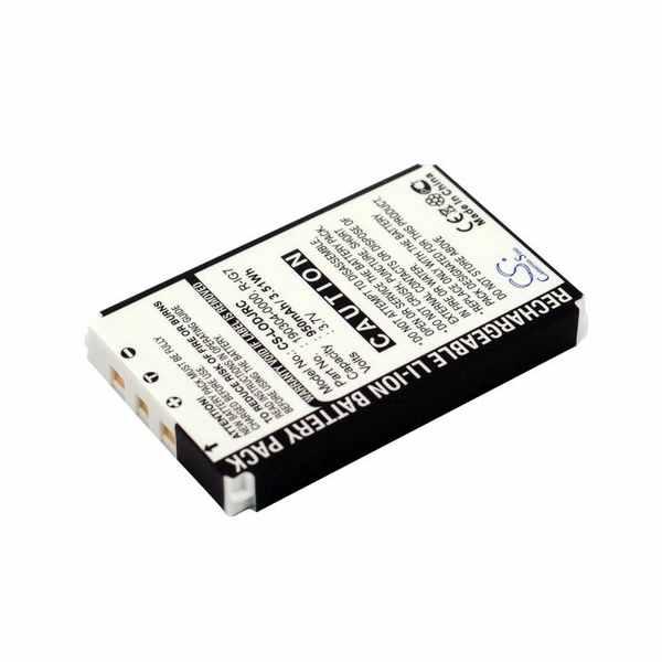 Replacement Battery Batteries For LOGITECH 190301 0000 CS LODJRC
