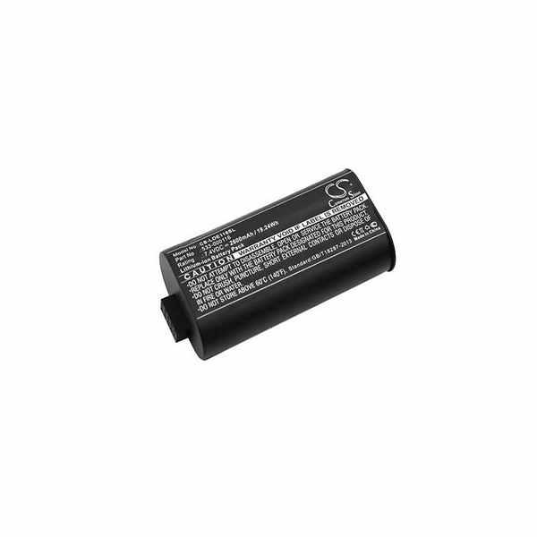 Replacement Battery Batteries For LOGITECH 533 000116 CS LOE116SL