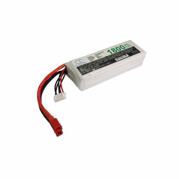 Replacement Battery Batteries For RC 4Cells CS LP1804C30RT