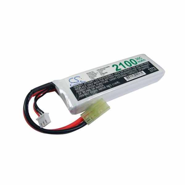 Replacement Battery Batteries For RC 2Cells CS LP2102C30R6